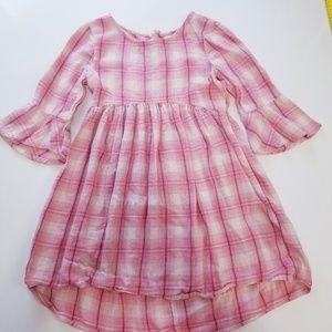 GapKids Bell Sleeves Little Girl Dress Small S